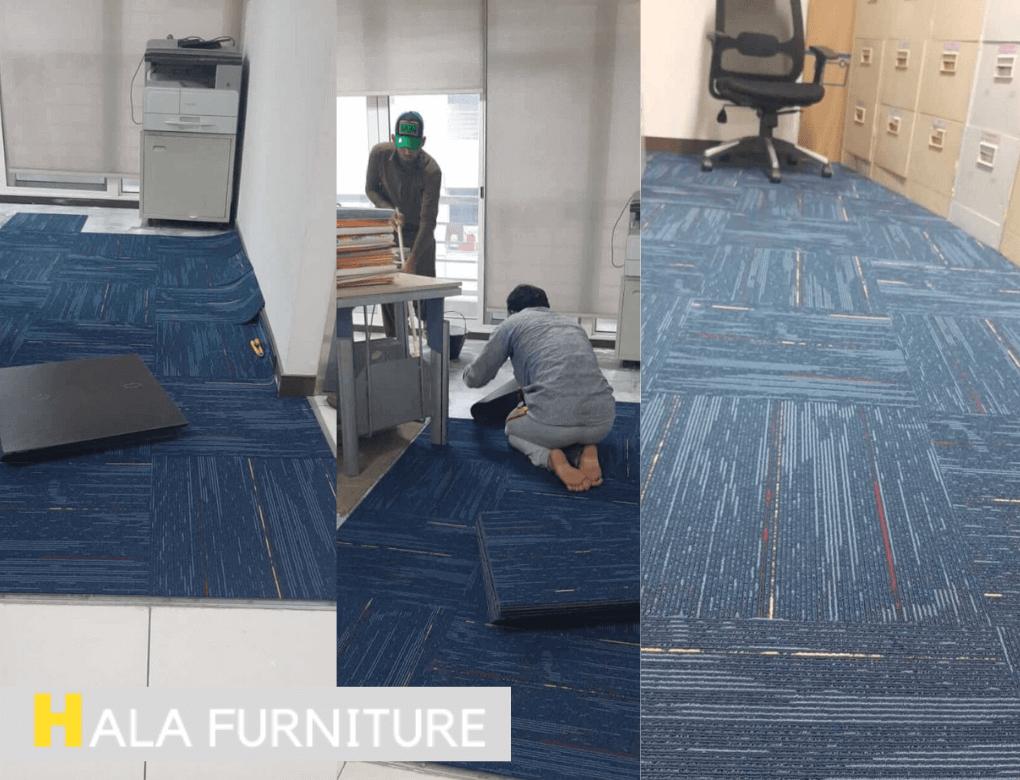 Carpet Tiles 1020x780