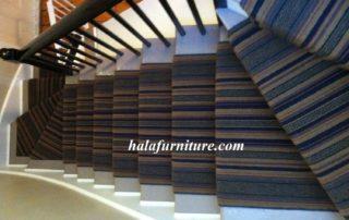 Stairs Carpets Runner in Dubai
