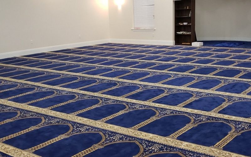 Masjid Carpet Slide Image