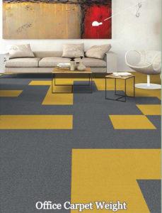 Office Carpet Tiles Weight