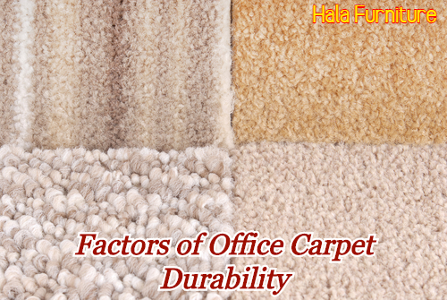 office carpet durability