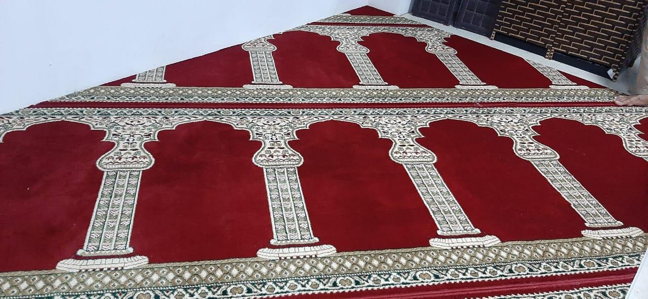 Carpet For Prayer Room