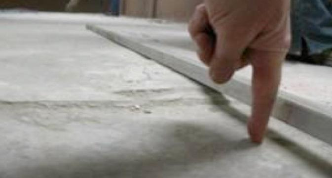 Ground Flatness For Carpet Installation