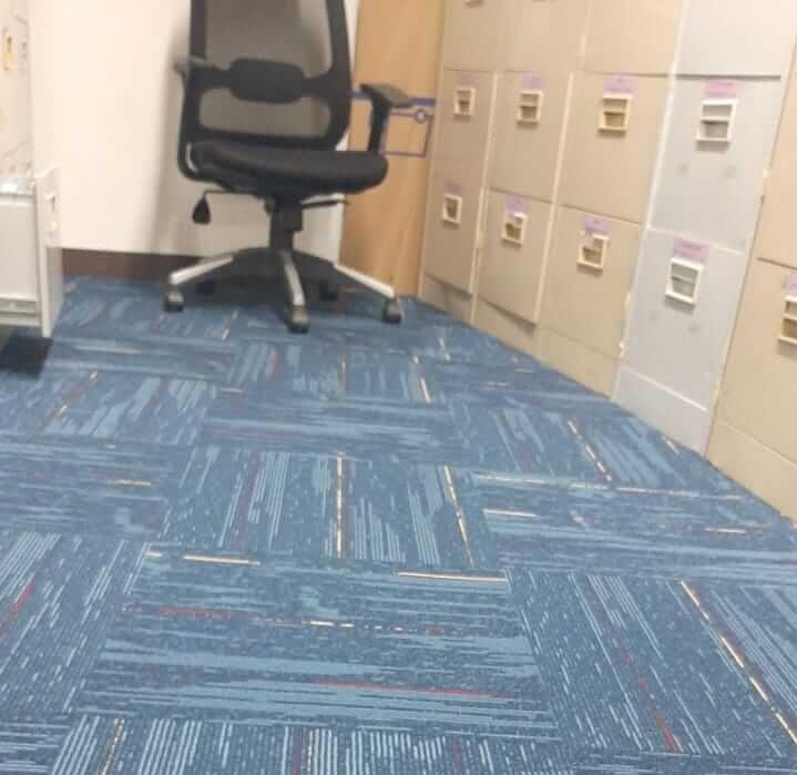 Carpet Tiles DPM