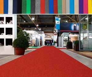 Best Exhibition Carpet Supplier