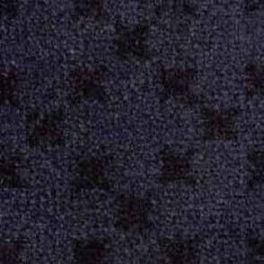 Blue Patterned Carpet