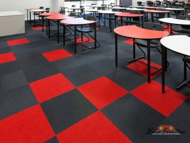 How to select the best carpet tiles in UAE?