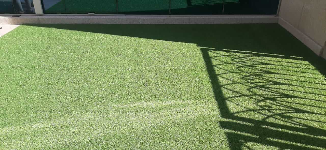 Artificial Grass Fitting in Dubai Marina