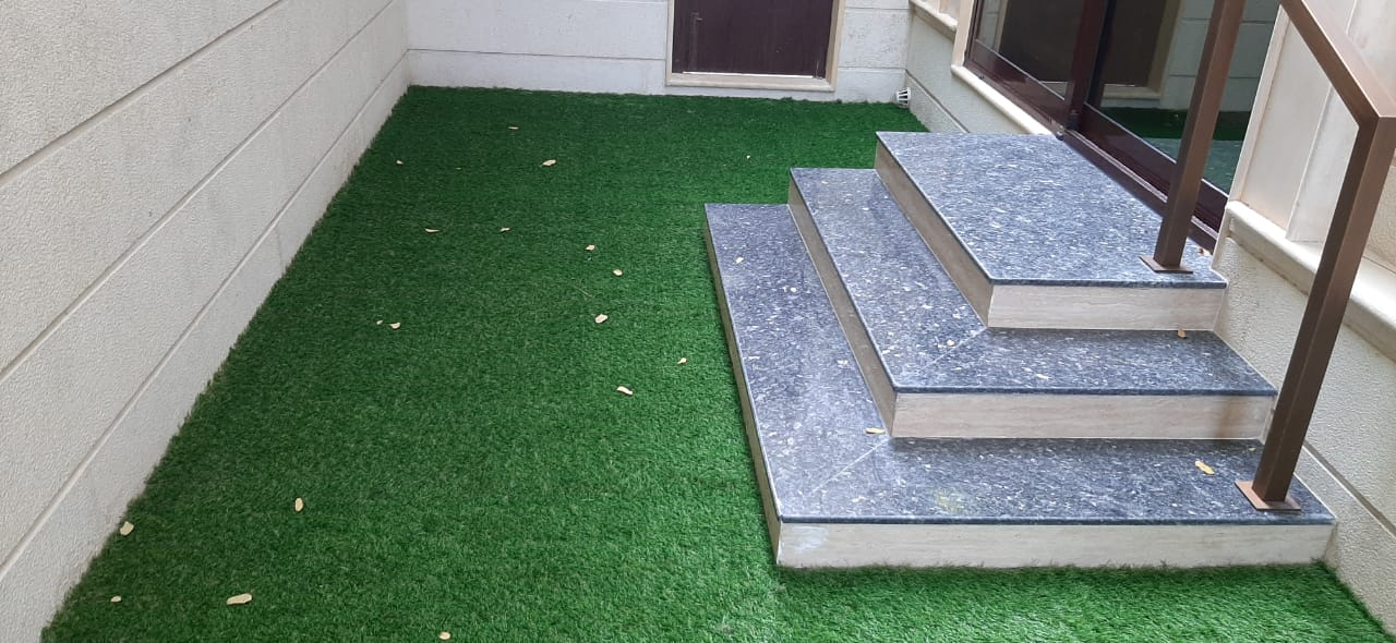 Artificial Grass Bedroom Carpets and Curtains at Umm Suqeim 3