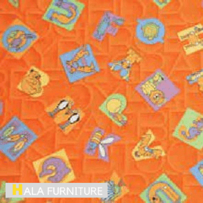 Alphabetic Kids Carpet