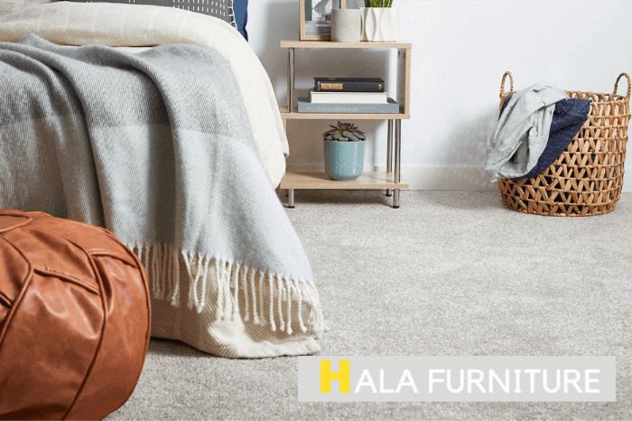 Bedroom Carpets 700x466
