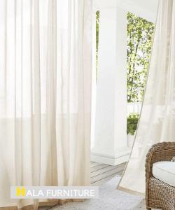 Cotton Curtains 250x300