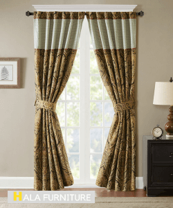 Drapery Curtains 250x300