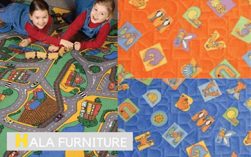 Kids Carpet Header