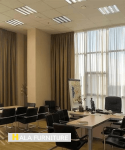 Office Curtains 250x300